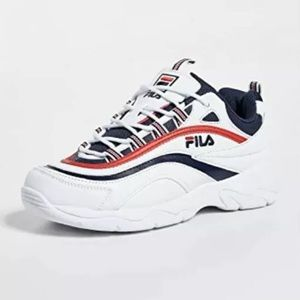 Fila Ray NWT Men's Chunky Stylish Sneakers Size 11